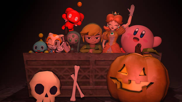 CGB Crews Halloween [Requested]