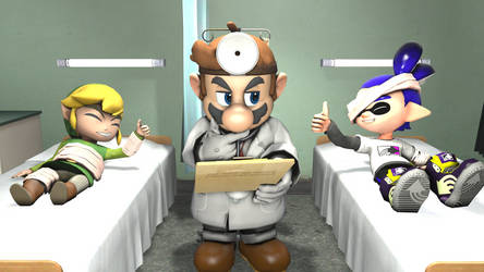 [REQUEST] TLink and Inkling Boy recovering