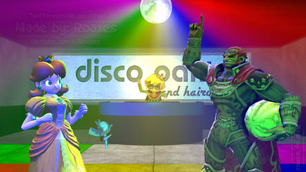 [REQUESTED] Ganondorf dances with Daisy