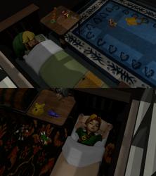 Hylian Sleep Time