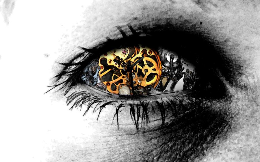 how to get mechanical eye