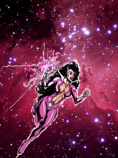 DC Starsapphire by Hafique84