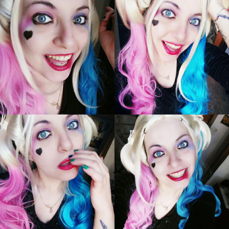 Harley Quinn Cosplay by Mimi-Cosplay1985