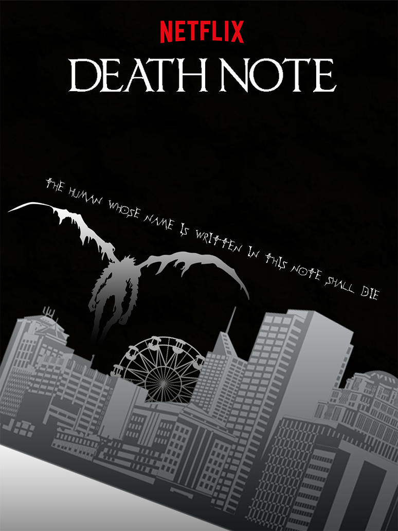 Image result for death note netflix movie poster