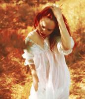 Redhead girl by FuckinGirll
