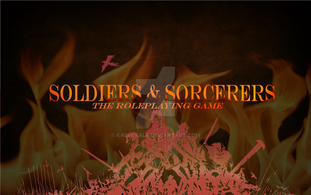Soldiers and Sorcerers (Title and Trailer) by Kain-Eralf