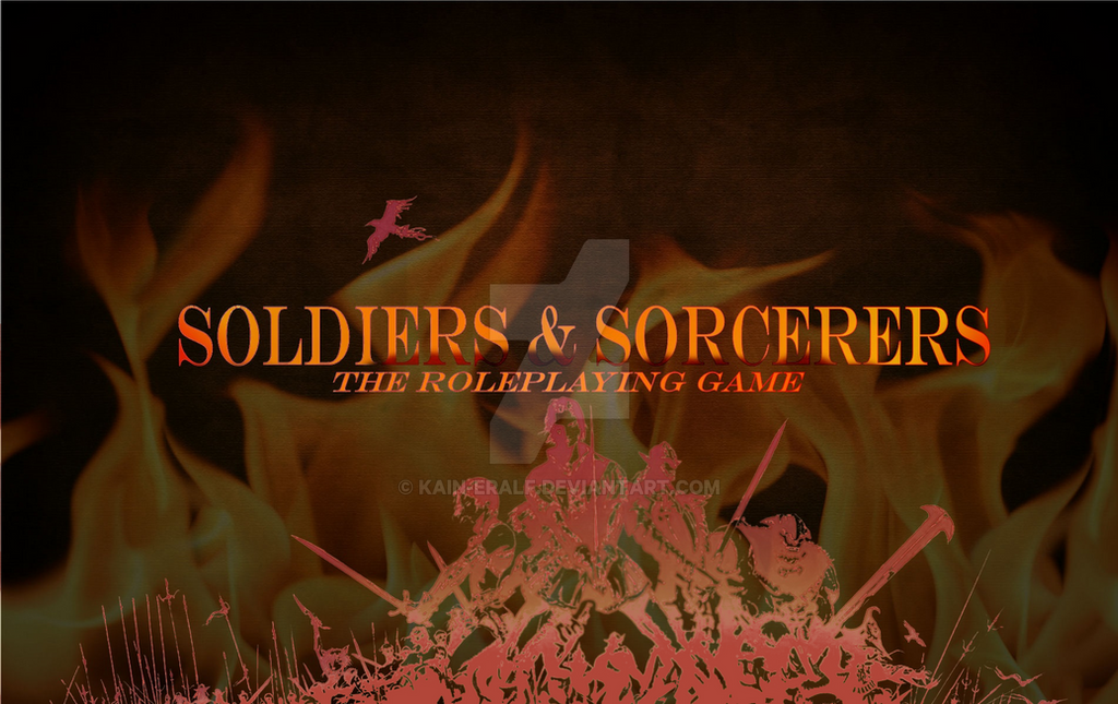 Soldiers and Sorcerers (Title and Trailer)