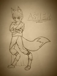 Asher (Gold)