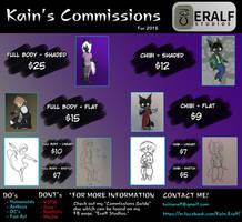 Fall2018 Commissions