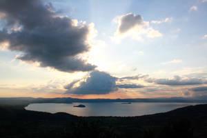 Lago di Bolsena by Mischah