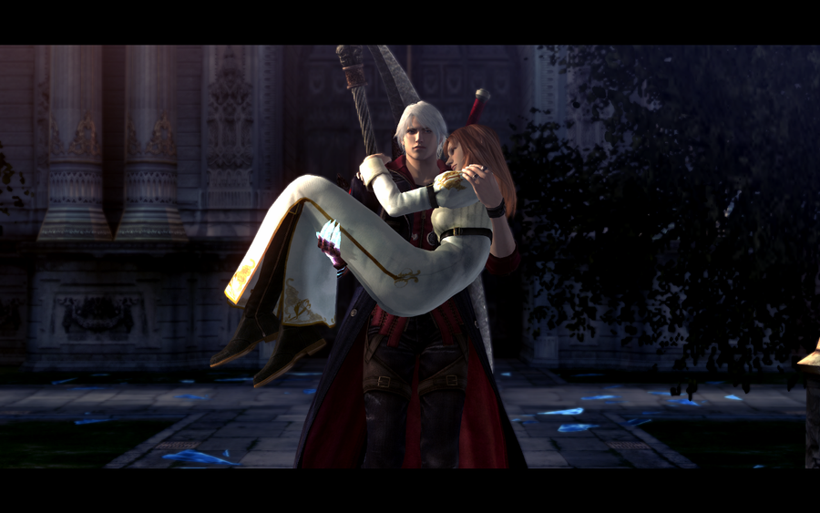 Hd wallpaper dmc - Devil May Cry 4 Wallpaper 16 By Squishless On Deviantart