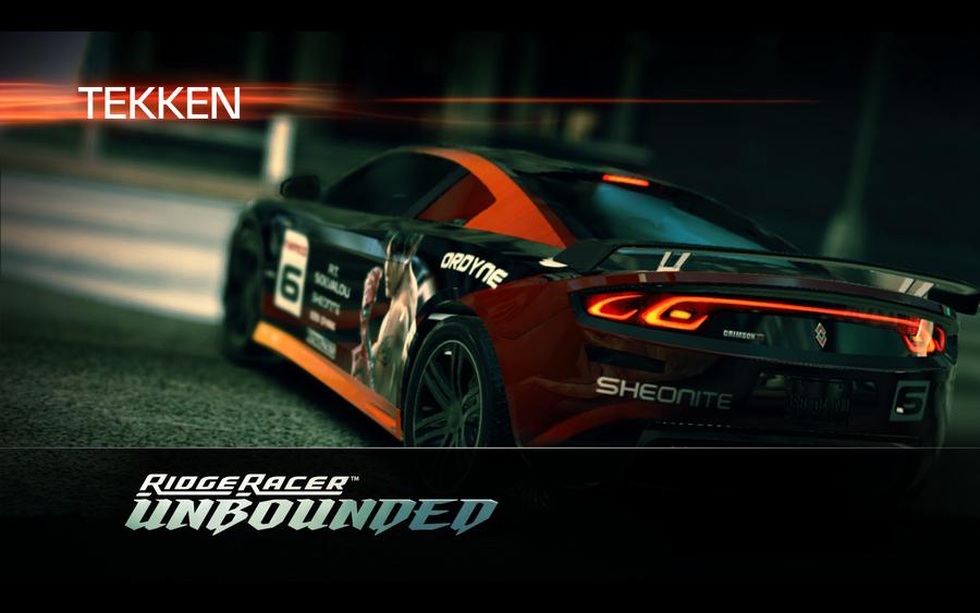 Free Ridge Racer 7 Wallpaper In 1280x800: Ridge Racer Unbounded 06 By Squishless On DeviantArt