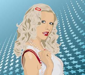Ohhhh Miss Aguilera... by TL-Designz