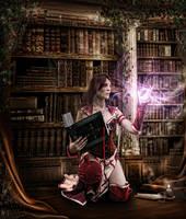 Book Of Spells...