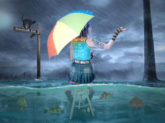 Is It Still Raining by TL-Designz