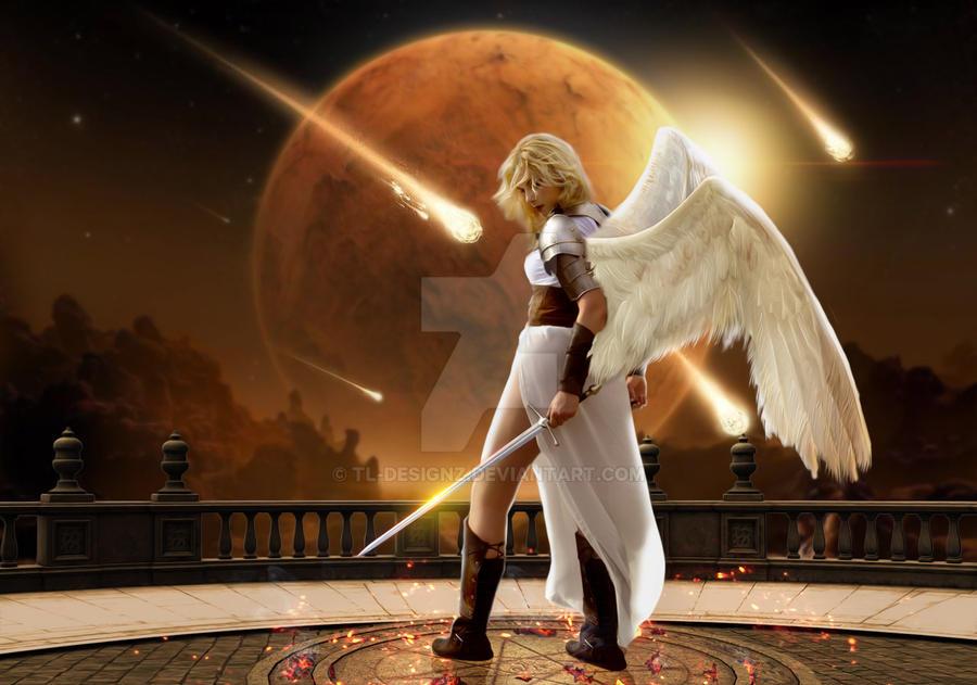 Warrior For God by TL-Designz