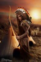Wilding Huntress by TL-Designz