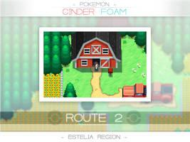 Pkmn CF : Route 2