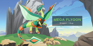 Mega Flygon