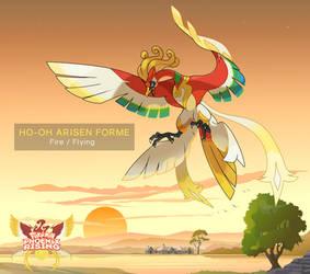 Ho-Oh Arisen Forme