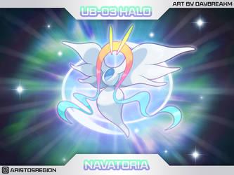 Commission : SailorVicious UB-03 Halo by DaybreakM