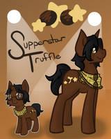 Superstar Truffle Reference by SlightInsanity