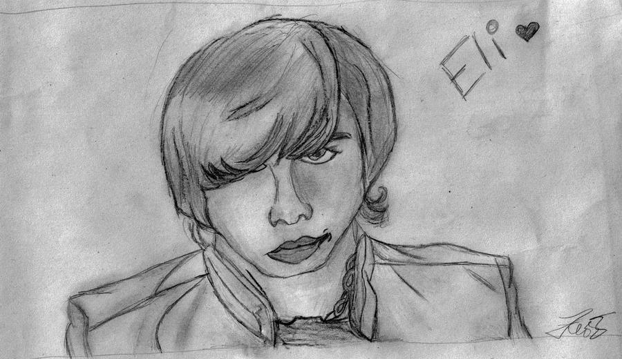 Mysterious Eli by FlyAway-Falon