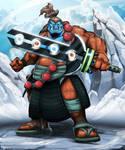 Jigoku - Lord of the Frozen Hell