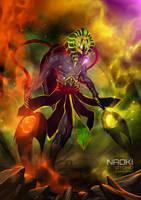 Scorpion King: Black Mirage by Sad-Reaper