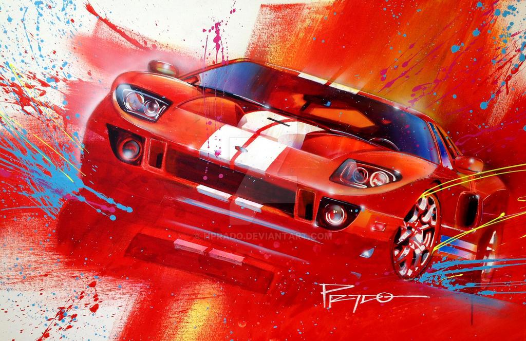 Ford GT by HPRADO
