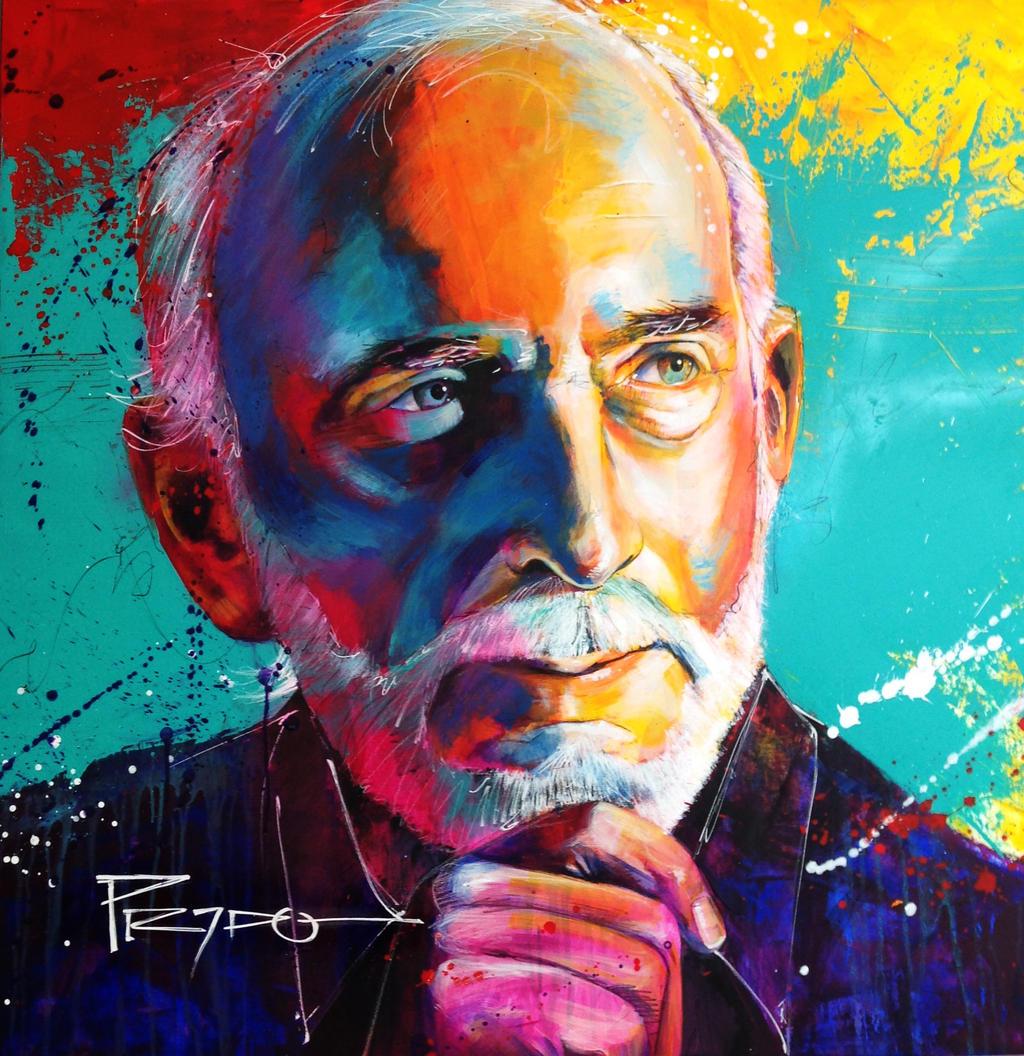 Mr Levin by HPRADO