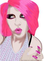 Lilith Vampiriozah Pinkaolada by MamaMiaLiz