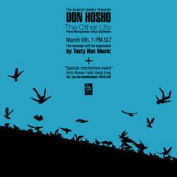Avatrait Don Hosho Exhibition