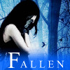 Fallen, Lauren Kate. by tator-gator