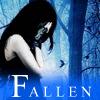 Fallen, Lauren Kate. by tator-gator
