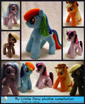 Lots o' Pony Plush