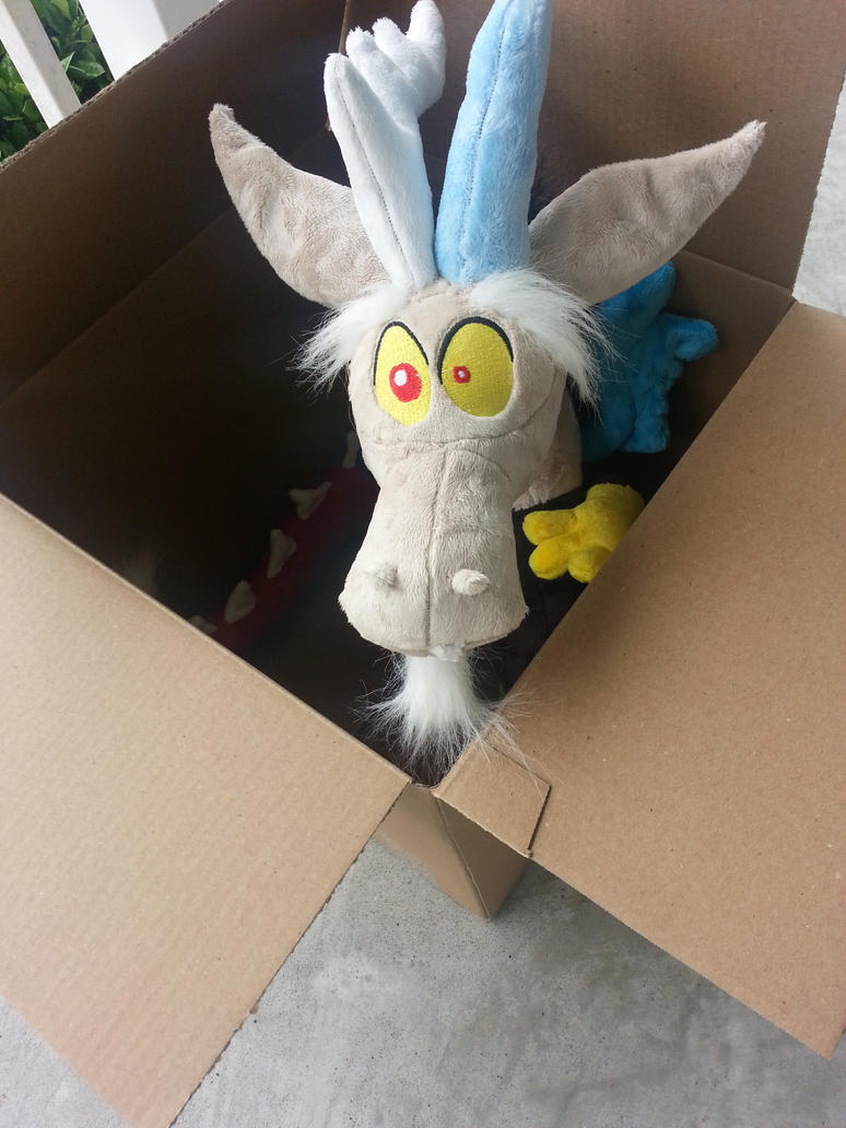 Discord in a Box by DogerCraft