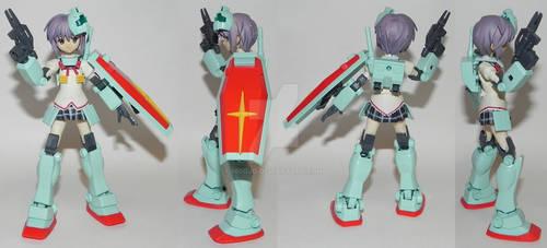 RGM-79 GM girl Nagato