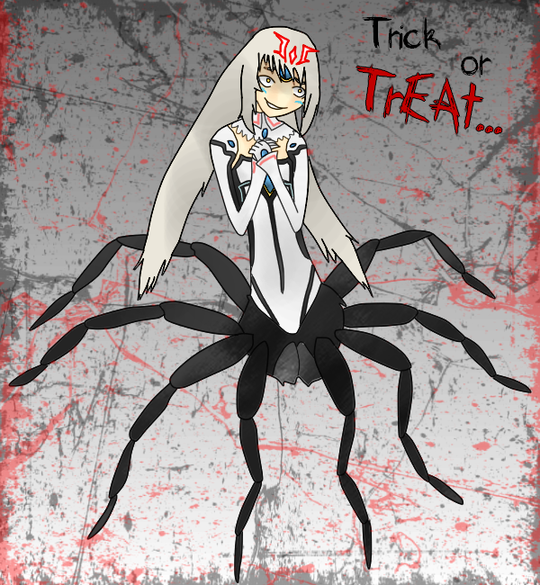Halloween - Spider Eve by Melope