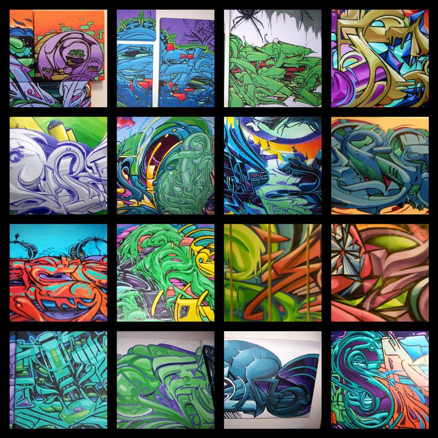 Viper Collage 2 by Viper627