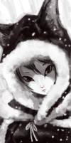 arcticwolf by NyoXion