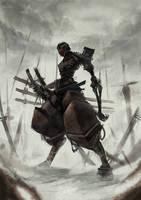 Awakening of the phantom blade by NyoXion
