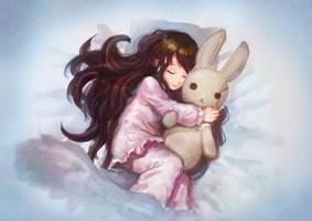 rabbit by NyoXion