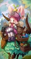 Merchant by NyoXion