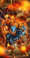 Gladiator by NyoXion