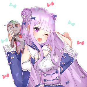 OC - Voodoo Doll