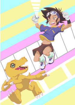 Digimon Taichi