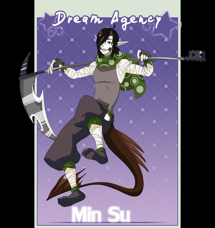 Dream Agency Application by Saria-Sama