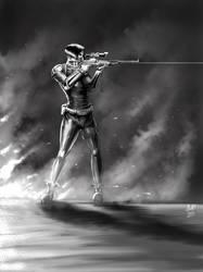 Assassin  by sketcher298