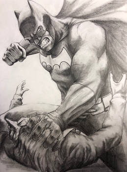 Batman plays too rough